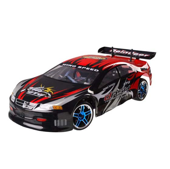 Entry Level Nitro RC Road Car