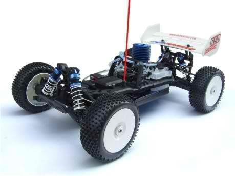 "BSD Racing BS803T 1/8 ""Land Ripper"" Buggy"