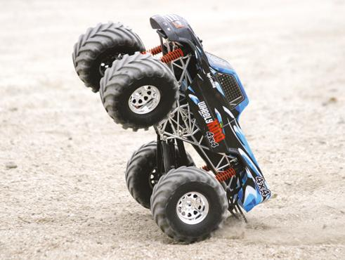 HPI Wheely King RTR | Get more Wheelies with Wheely King