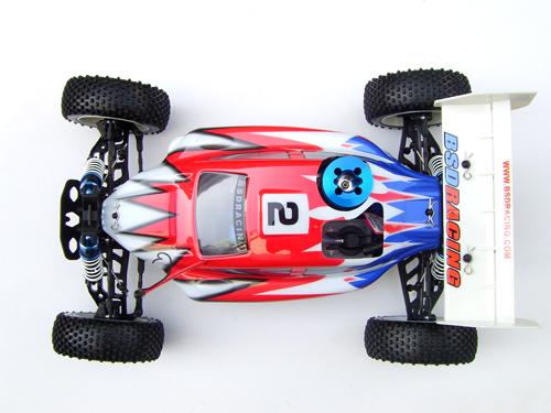BSD Racing BS802T | OEM Redcat BS802T
