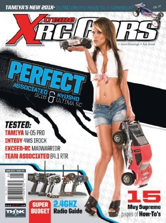 Xtreme Car RC Mag Covergirl jun 2010