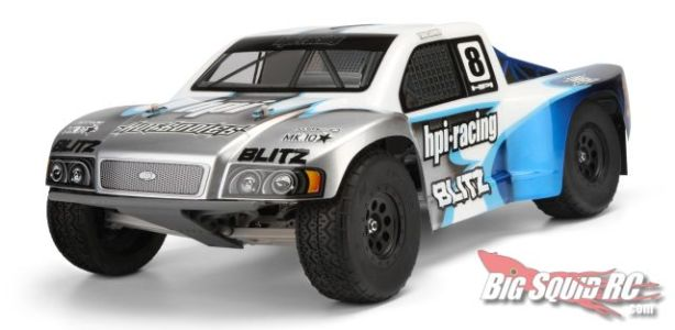 The new HPI Blitz ESE Pro Kit