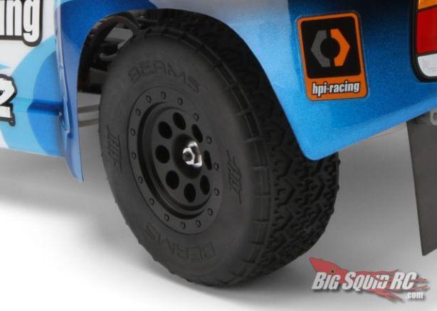 HPI Blitz ESE Pro - New HPI MK8. V2 Wheels