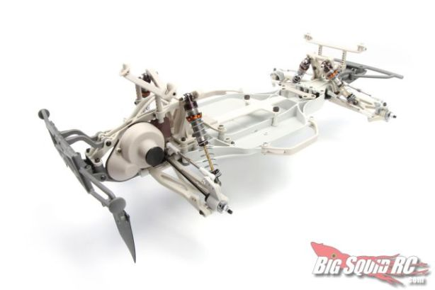 HPI Blitz ESE Pro - Chasis Side View