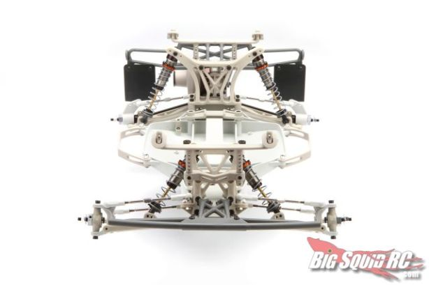 HPI Blitz ESE Pro - Chasis Top View