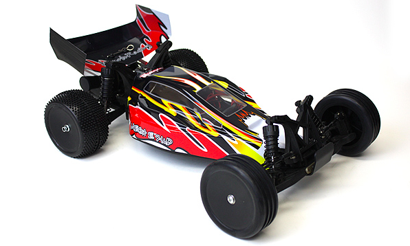 Himoto Brushless 2wd Buggy or Redcat Twister XB?